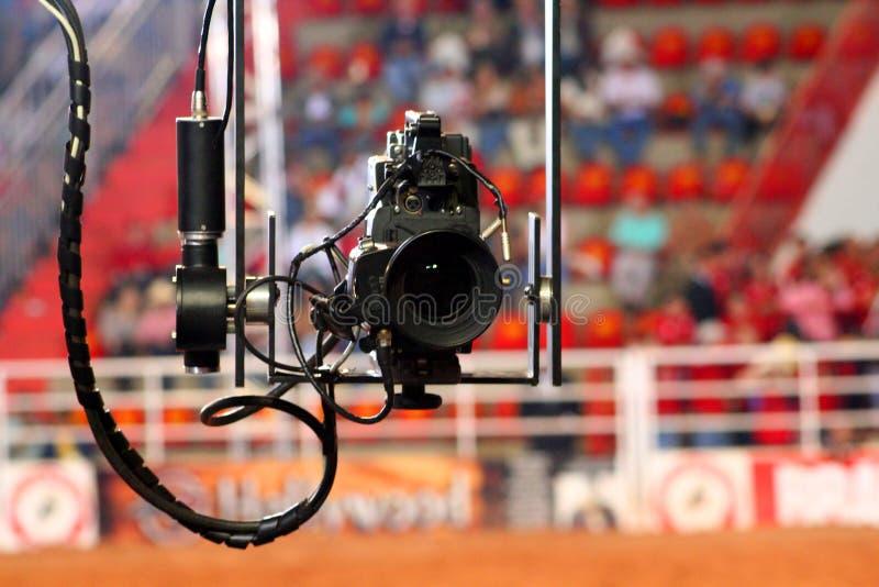 Videokamera lizenzfreies stockfoto