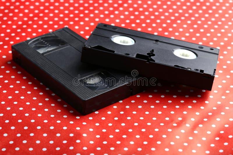 videokassette stockbild