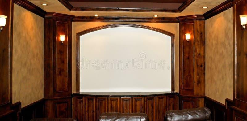 Videoraum stockbilder