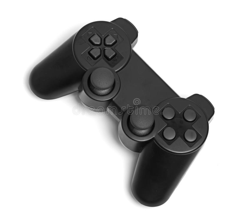 Videospelkontrollant arkivfoton