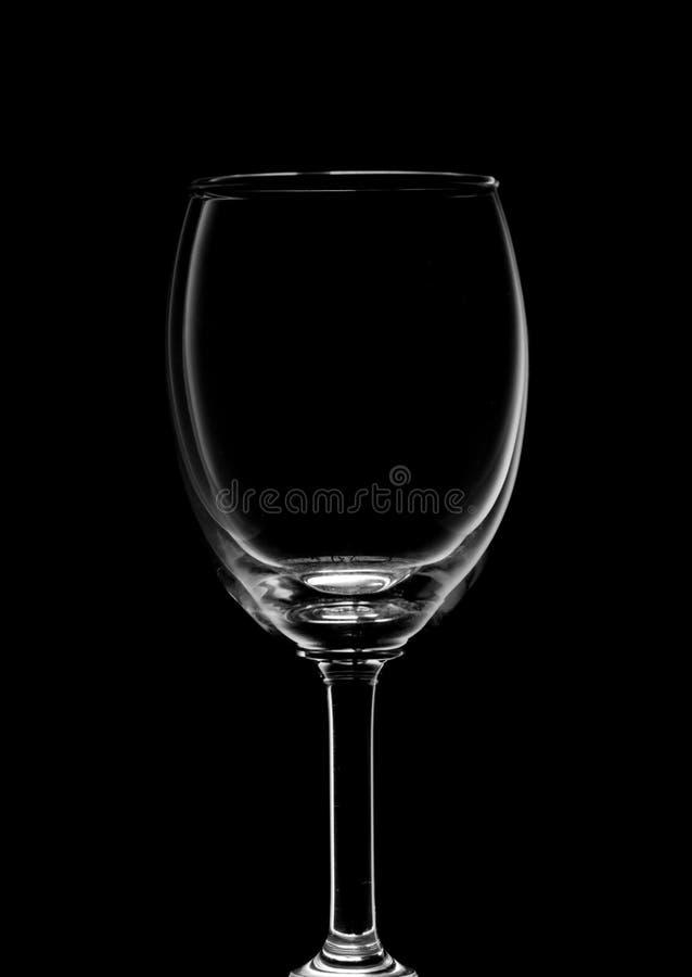 Videz des verres de vin photos libres de droits