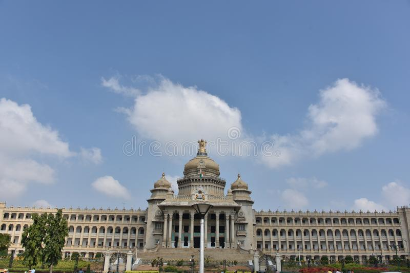 Vidhan Souda, Бангалор стоковые фото