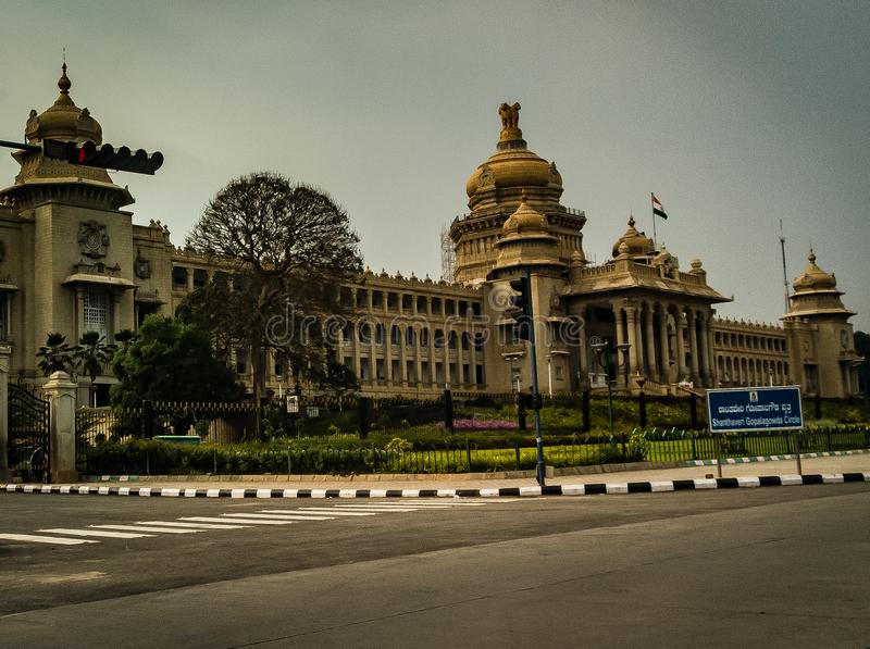 Vidhana Soudha стоковые фото