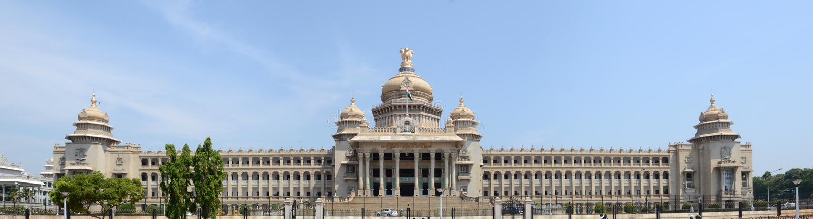 Vidhana Soudha royalty free stock images