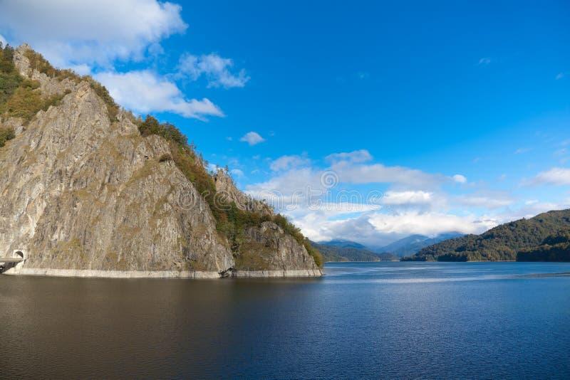 Vidraru Lake stock photography