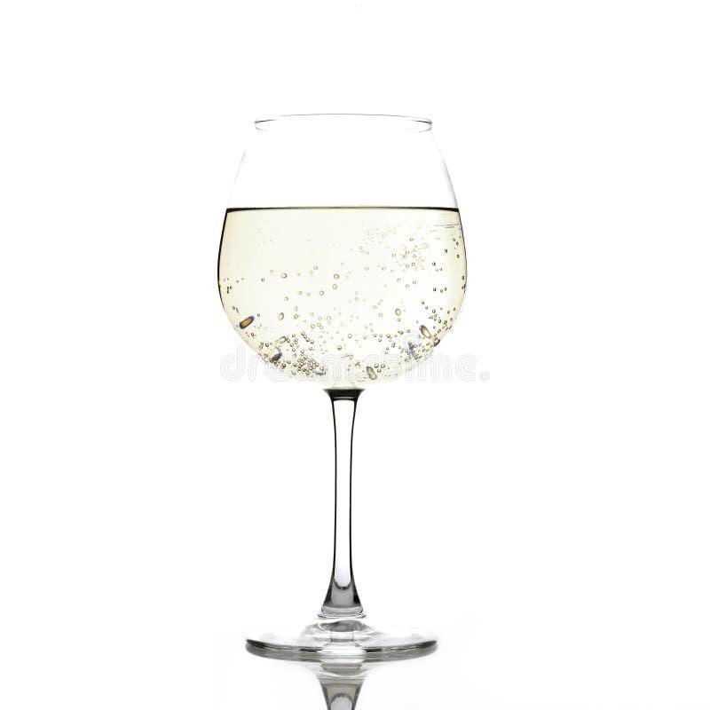 Vidrio de vino fotografía de archivo libre de regalías