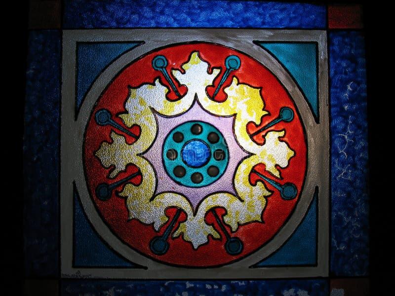 Download Vidrio manchado imagen de archivo. Imagen de color, catedral - 192155