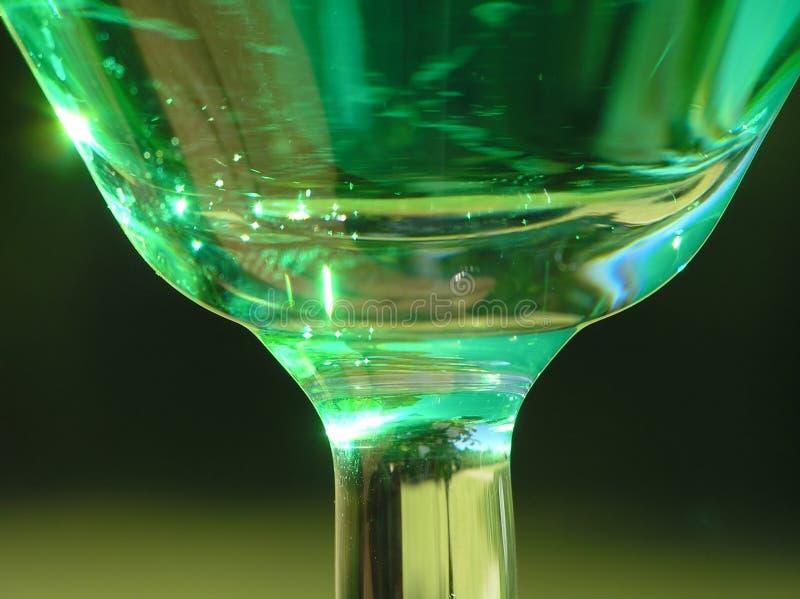 Download Vidrio verde imagen de archivo. Imagen de reflexiones, centrado - 177349