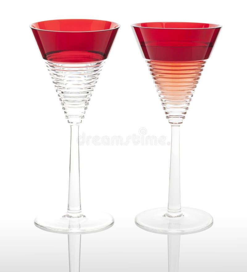 Download Vidrios de vino foto de archivo. Imagen de merlot, elemento - 41907650
