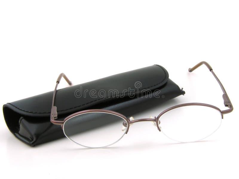 Vidrios del ojo fotografía de archivo
