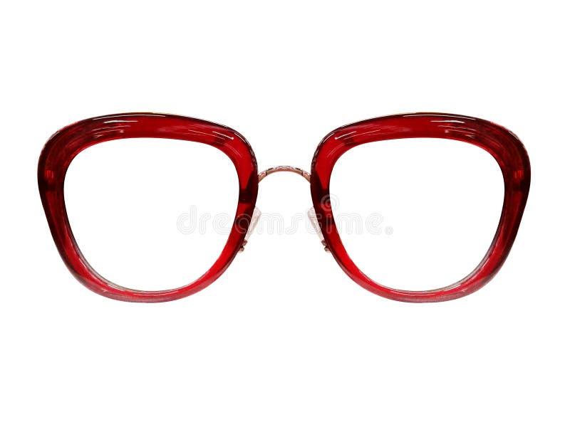 Vidrios en el fondo blanco Negro de la moda Gafas de sol negras S foto de archivo libre de regalías