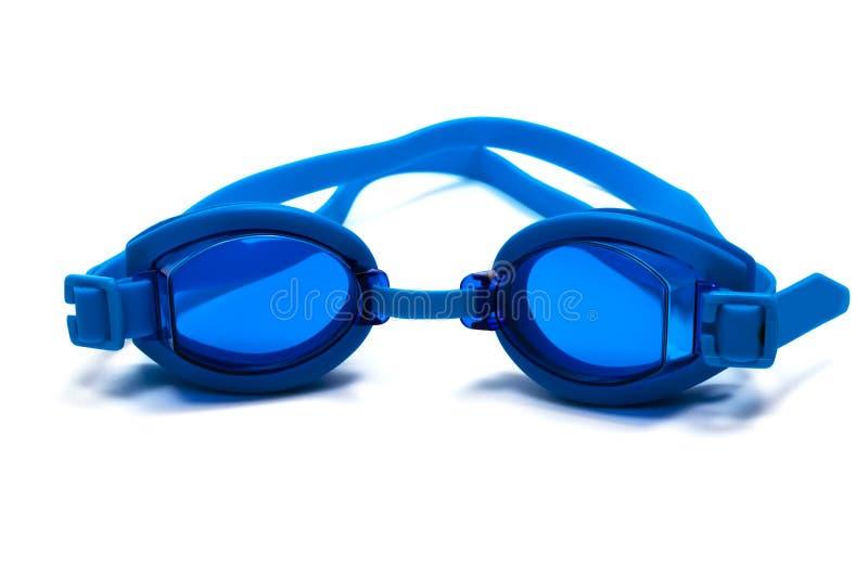 Vidrios para la natación fotos de archivo libres de regalías
