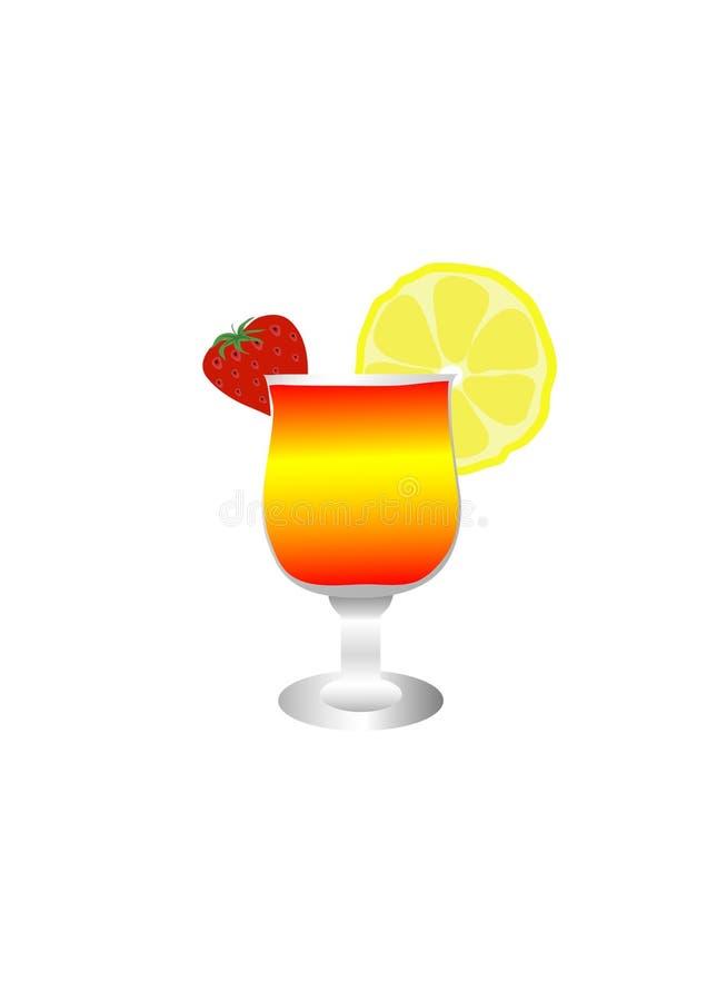 Download Vidro com bebida ilustração stock. Ilustração de lifestyle - 29841295