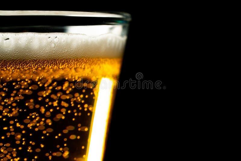 Vidro da cerveja imagens de stock royalty free