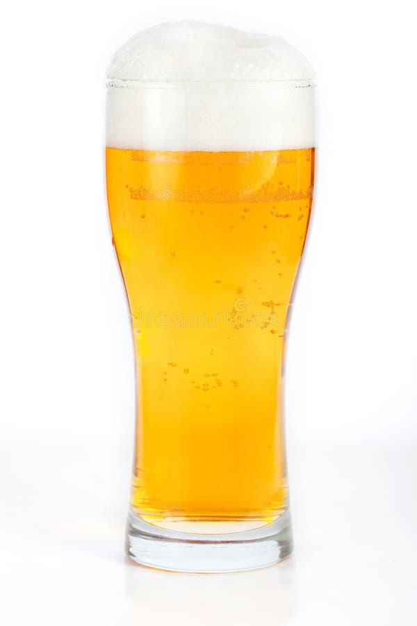 Vidro de cerveja imagem de stock royalty free