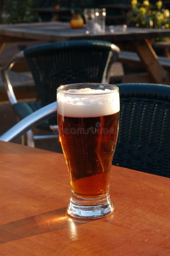 Vidro de cerveja fotos de stock royalty free