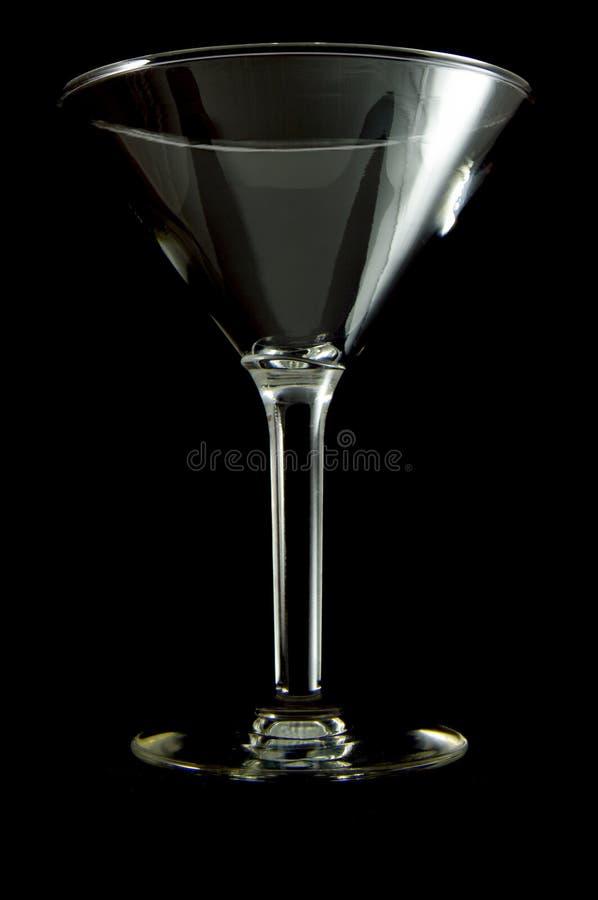Vidro de cocktail imagens de stock