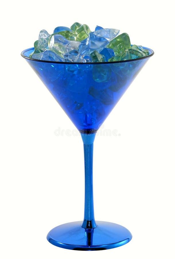 Vidro de cocktail imagens de stock royalty free