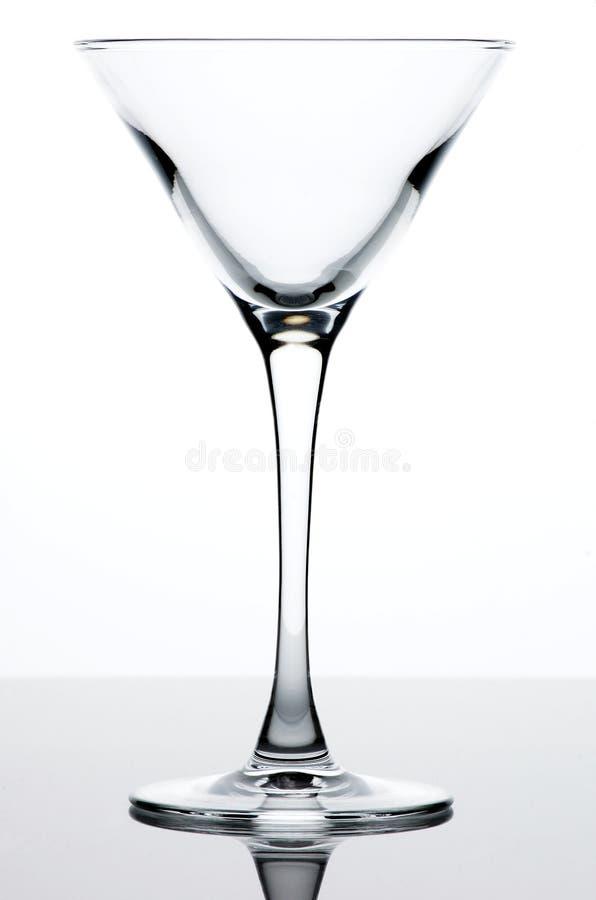 Vidro de Martini foto de stock