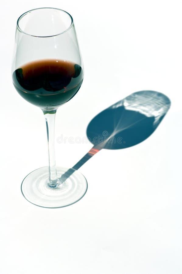 Vidro do vinho imagens de stock royalty free