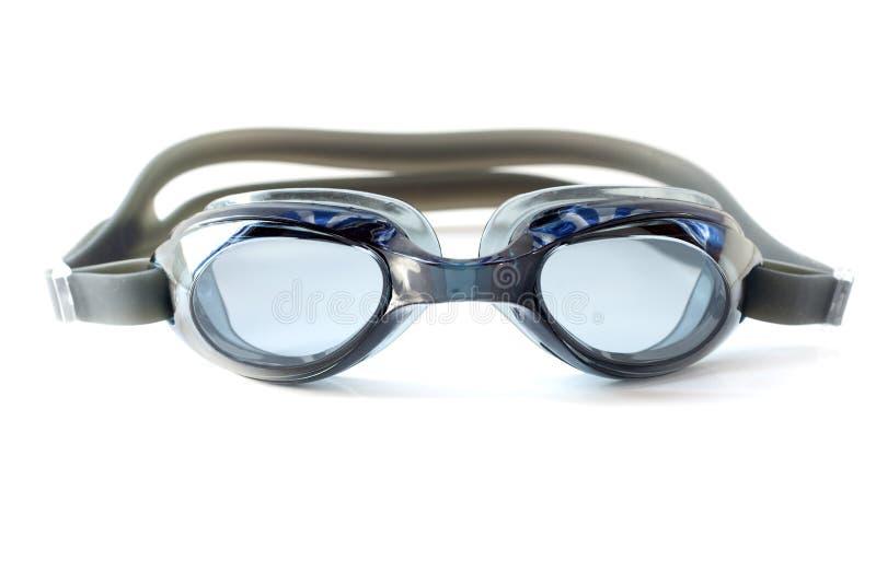 Vidros da natação fotos de stock