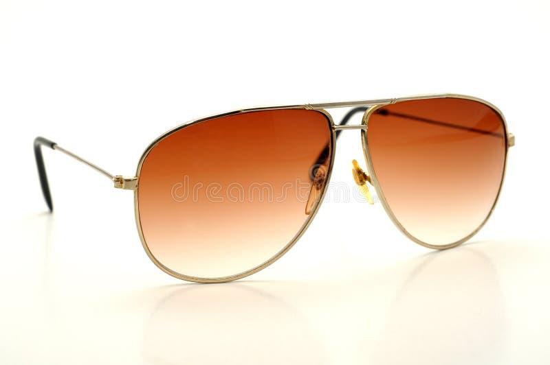 Vidros de sol antiquados foto de stock royalty free