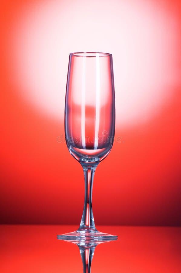 Download Vidros de vinho foto de stock. Imagem de silhueta, facer - 12813732
