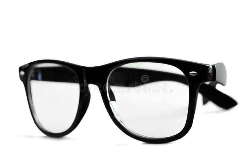 Vidros do lerdo no fundo branco isolado, perfeito imagens de stock