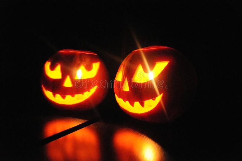 Vie après la mort Halloween photos libres de droits