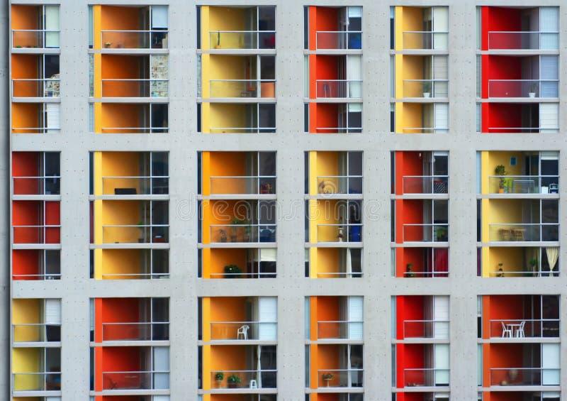 Vie de Colourfull images stock