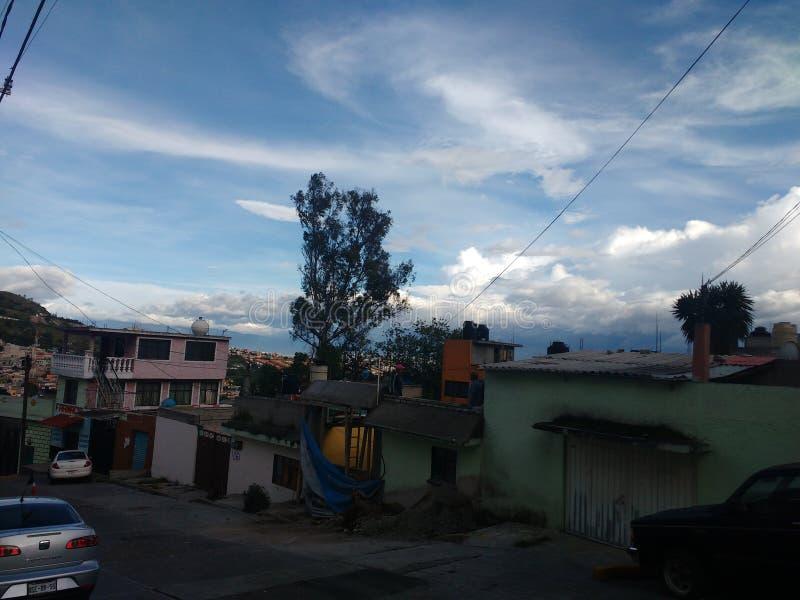 Vie del Messico immagini stock libere da diritti