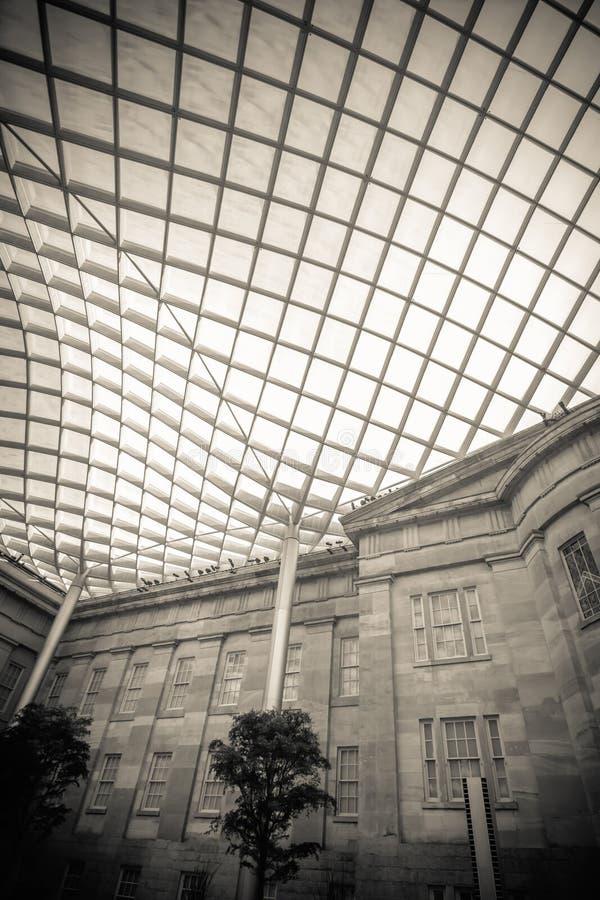 Vie della città di DC di Washington ed architettura storica immagini stock libere da diritti
