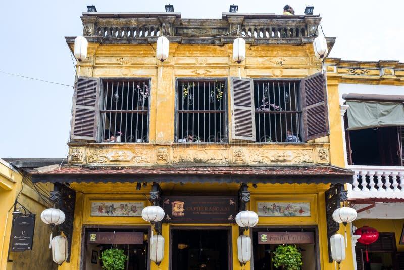 Vie di Hoi An nel Vietnam immagini stock libere da diritti
