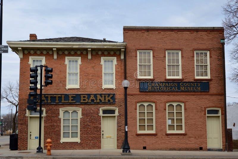 Vieh-Bank stockbild