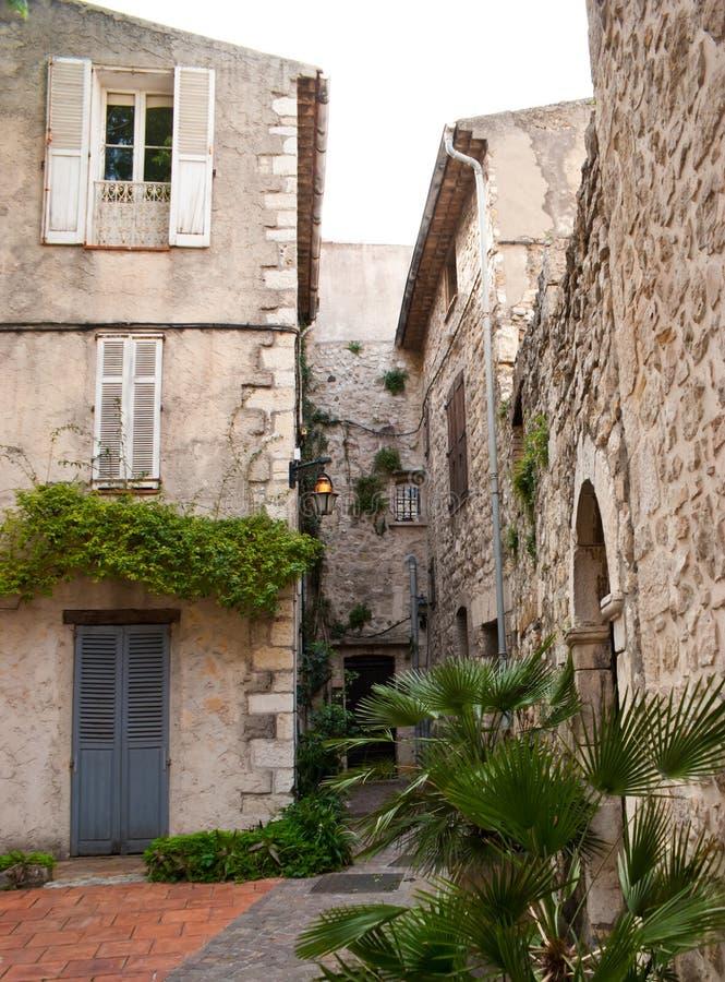 Vieil Antibes Photographie stock libre de droits - Image: 30397477