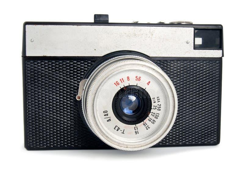 Vieil appareil-photo images stock