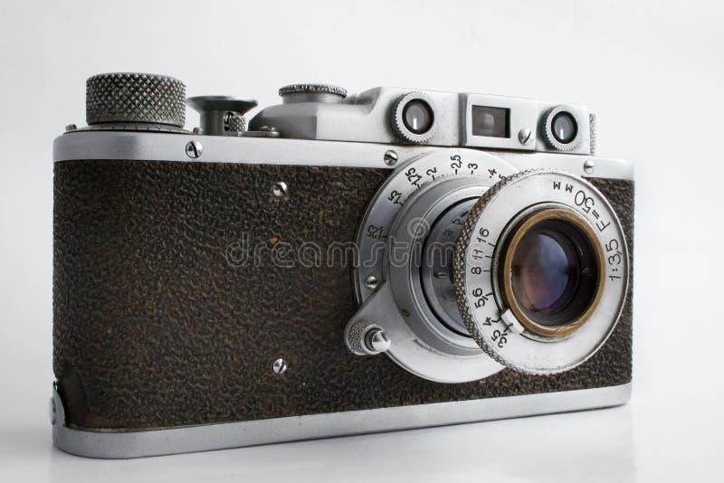 Vieil appareil-photo image stock