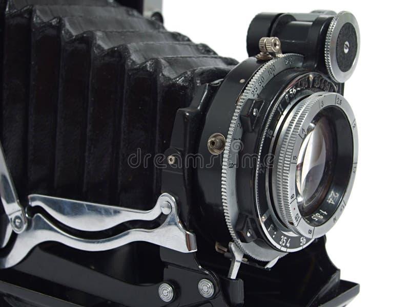 Vieil appareil-photo antique photographie stock libre de droits