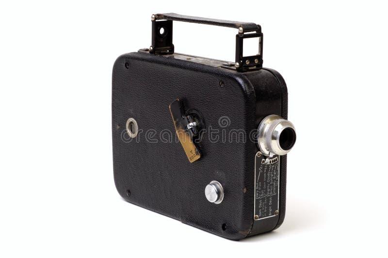 Vieil appareil-photo de film de 8mm 1 images stock