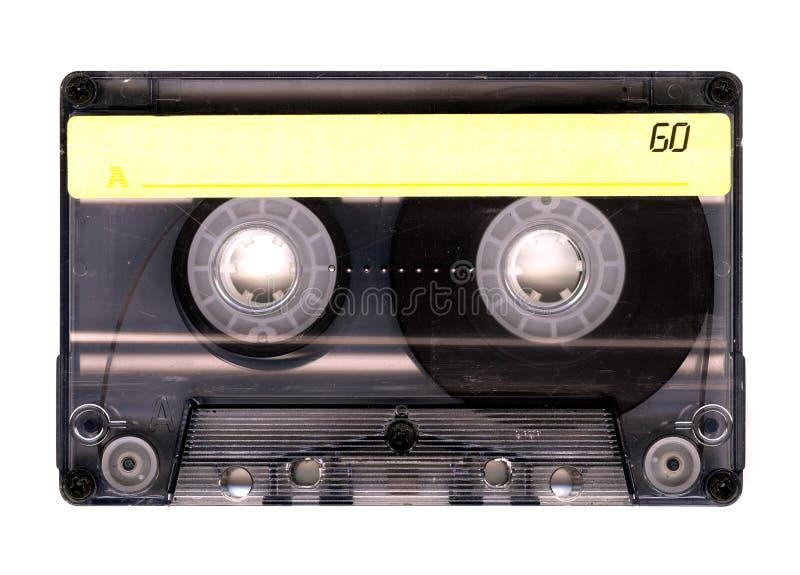 Vieil enregistreur à cassettes images stock
