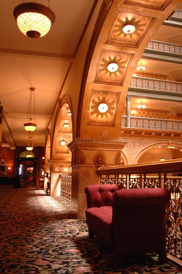 Vieil hôtel 8 photo libre de droits