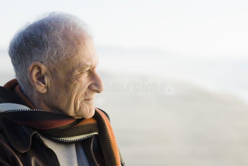 Vieil homme image libre de droits