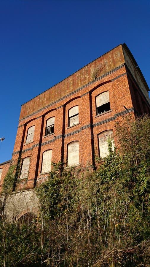 Vieil immeuble de bureaux de GWR photo libre de droits