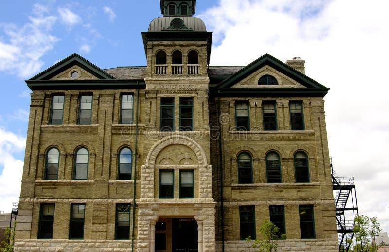 Vieille école photos libres de droits