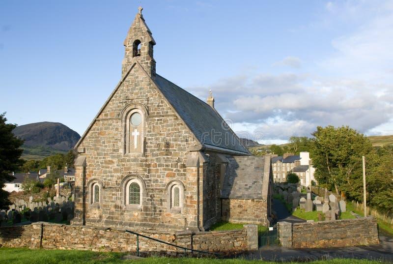 Vieille église en pierre photo libre de droits