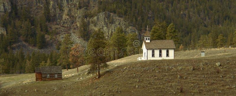 Vieille église Steeple d'héritage   photo stock