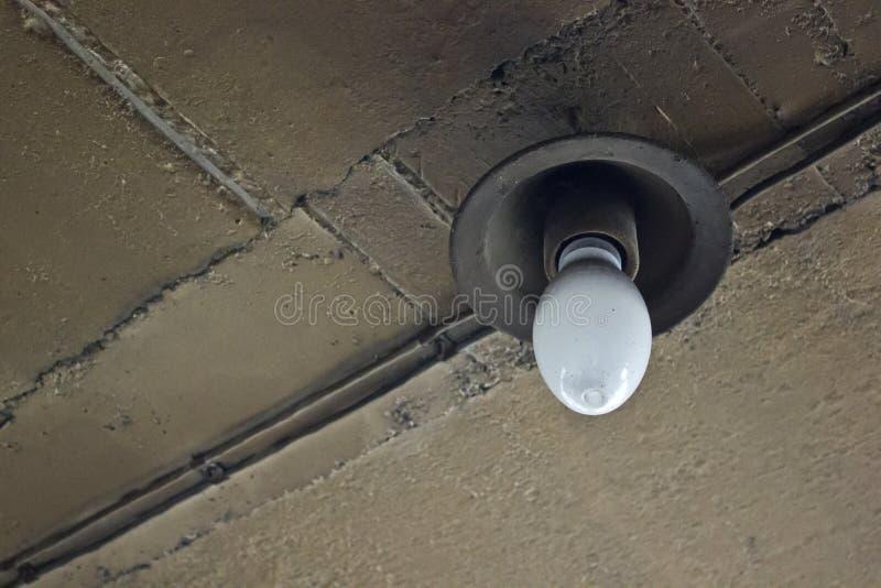 Vieille ampoule photos libres de droits