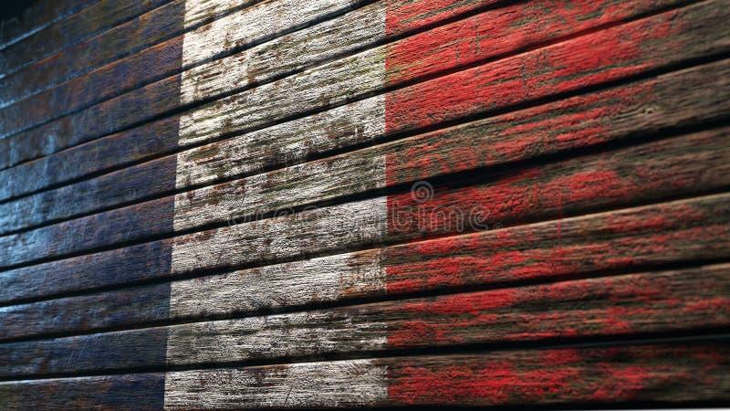 Vieille apocalypse en bois de fond de texture photographie stock