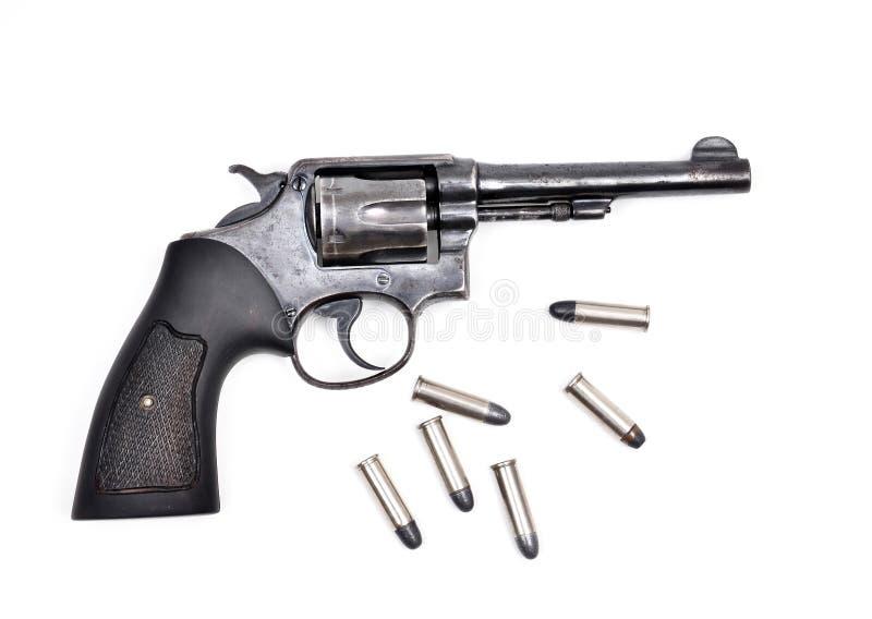 Vieille arme à feu image stock