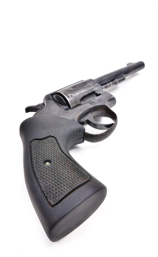 Vieille arme à feu image libre de droits